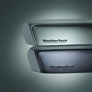RustKote WeatherTech Rain Guards